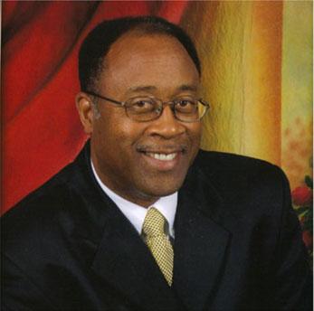 Superintendent Ronald McCloud