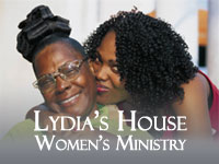 Lydia's House Women's Ministry