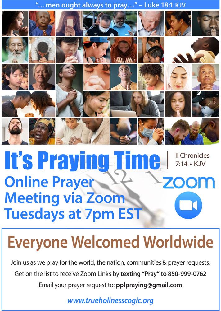 Worldwide Prayer