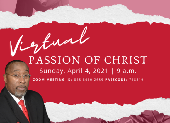 Virtual Passion of Christ Revival